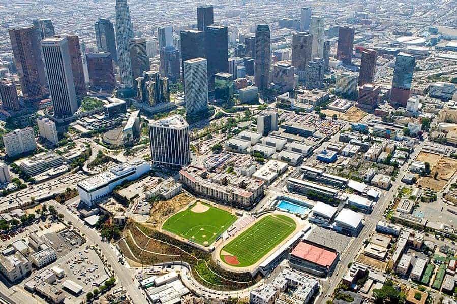 Los Angeles Parks & Rec