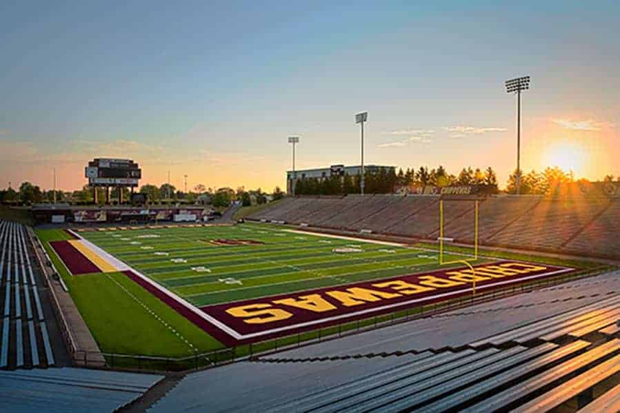 Central Michigan University Kelly Shorts Stadium Brock