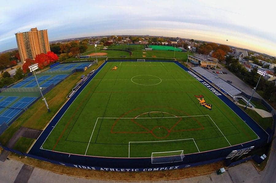 Drexel University Vidas Athletic Complex Brock Usa