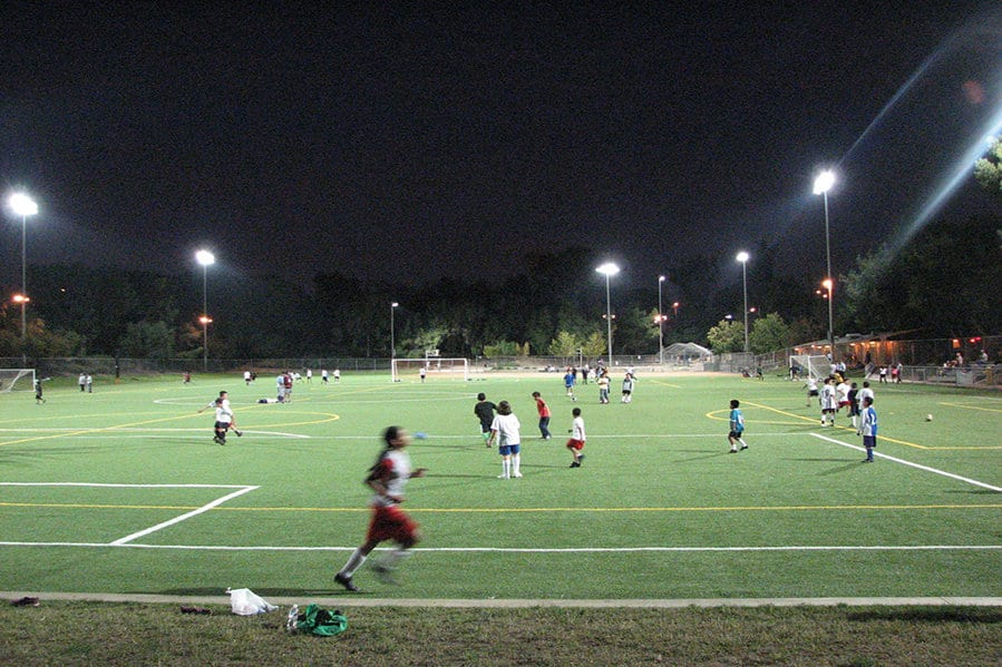 Los Angeles Parks And Recreation Boyle Heights Sports