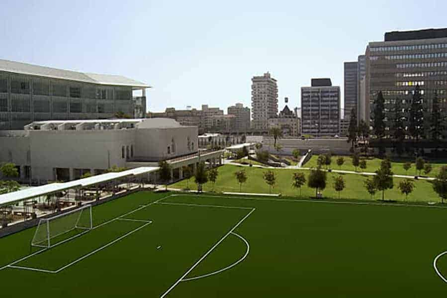 With the opening of the Robert F. Kennedy Community Schools Complex Monday,  history is made again at the former site of the Ambassador Hotel, where  former ...
