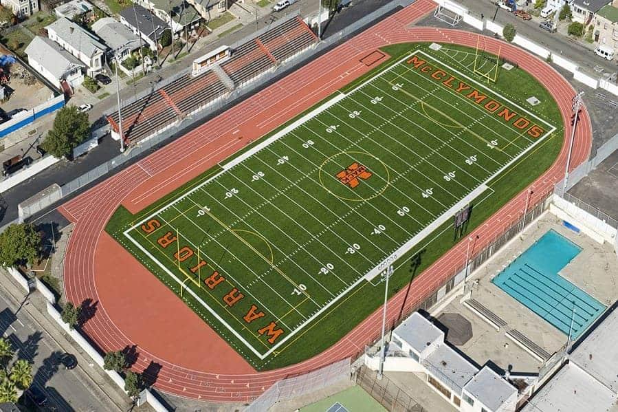 Oakland Unified School District Mcclymonds High School