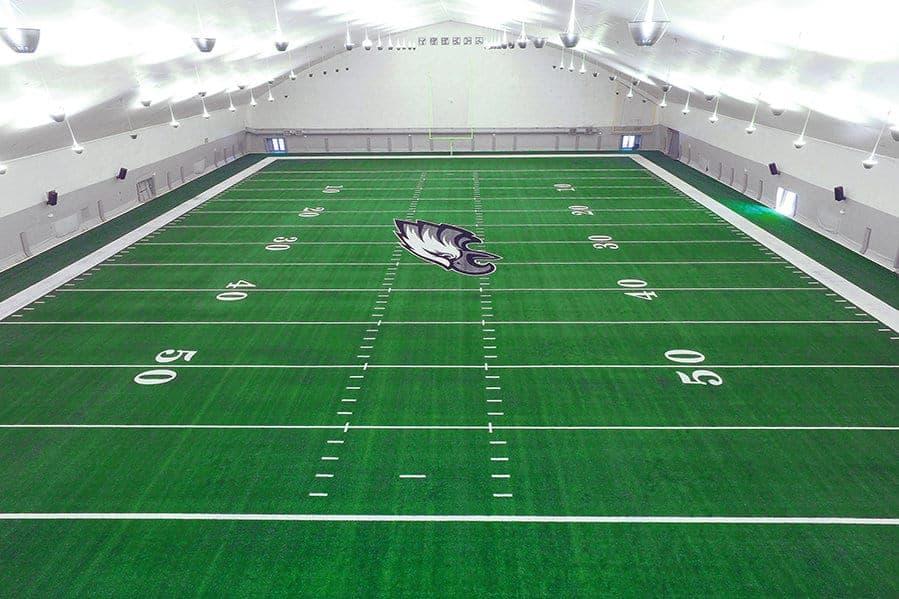 Philadelphia Eagles Novacare Complex Indoor Practice