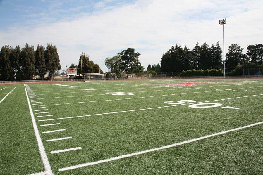 Richmond High School Brock Usa Shock Pads For