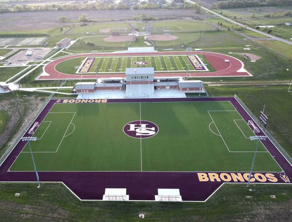 new style cd51a 44990 Spring Hill High School - Brock USA - shock pads for ...
