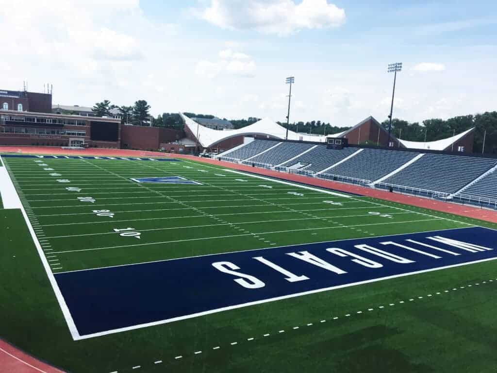 Villanova University Villanova Stadium Goodreau Field