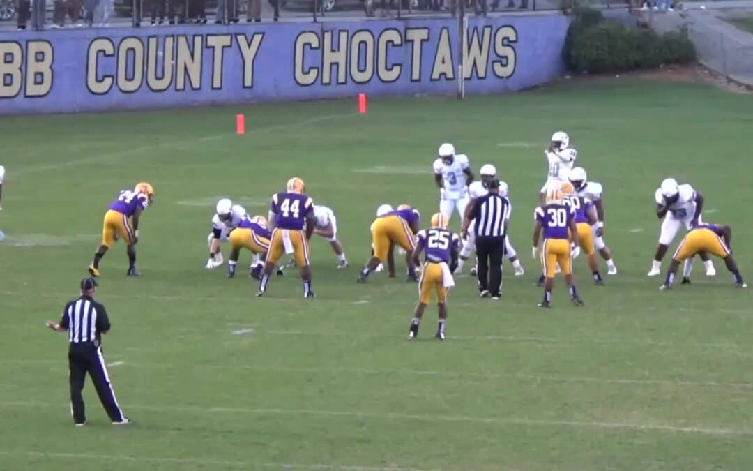 Bibb County High School Student-Athletes and Coaches Eager to replace old field