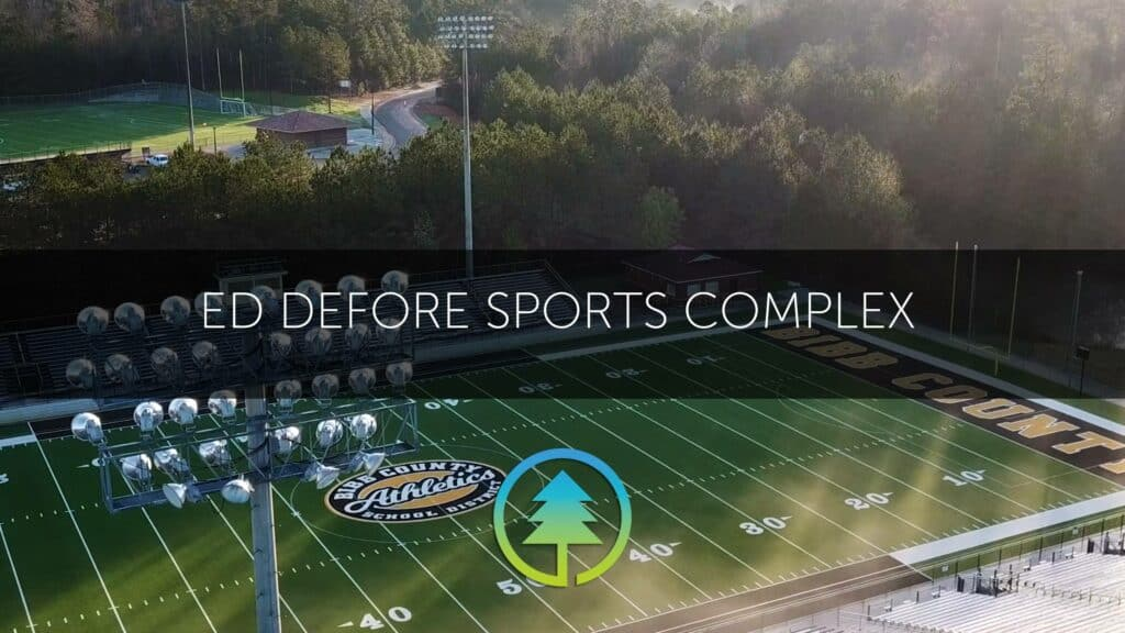 "BrockFILL ""Brings New Life"" to Ed Defore Sports Complex"