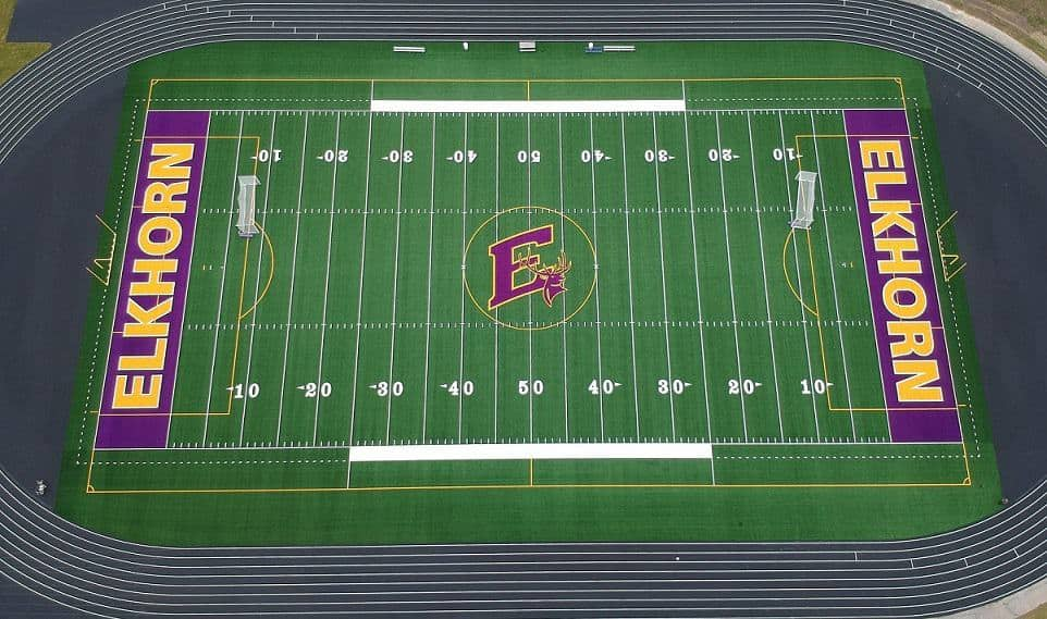 Elkhorn Area School District Turning Heads With New AstroTurf & Brock