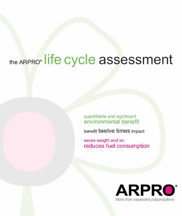 Environmental Impact LifeCycle_Arpro