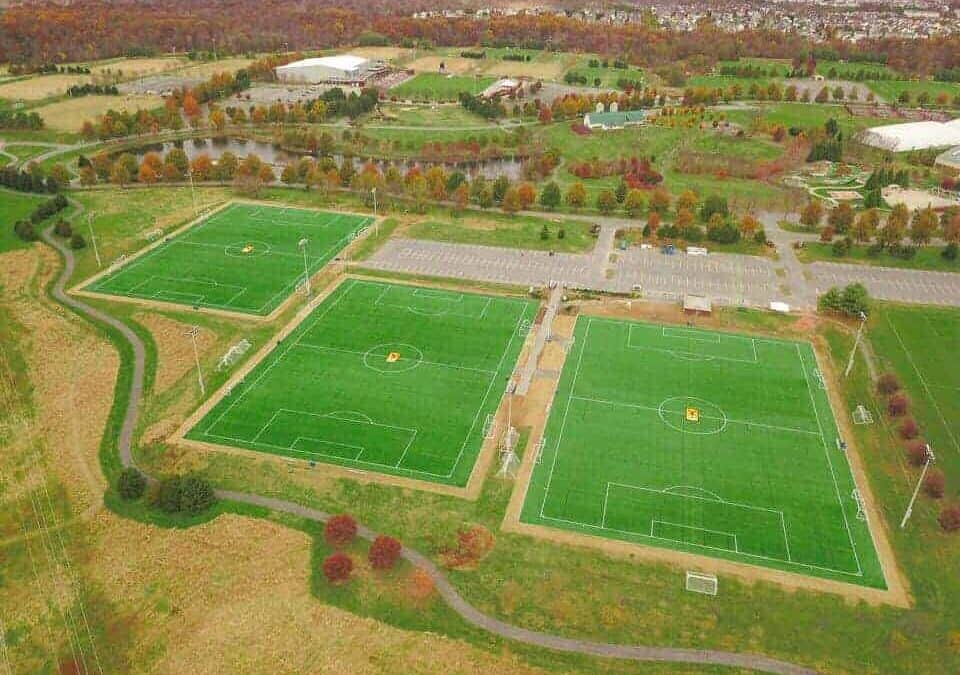 Maryland SoccerPlex Brings State-of-the Art Technology to Synthetic Turf Fields