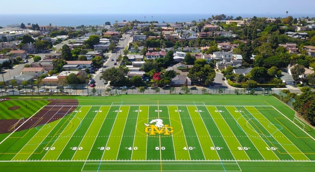 Mira Costa High School Opens New Multi-Purpose Field