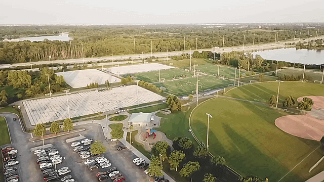 Olympic Park Selects Brock USA for artificial Turf field Safety & Playability