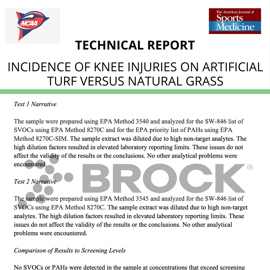 AJSM (NCAA) – Incidence of Knee Injuries on Artificial Turf Versus Natural Grass in NCAA football 2019