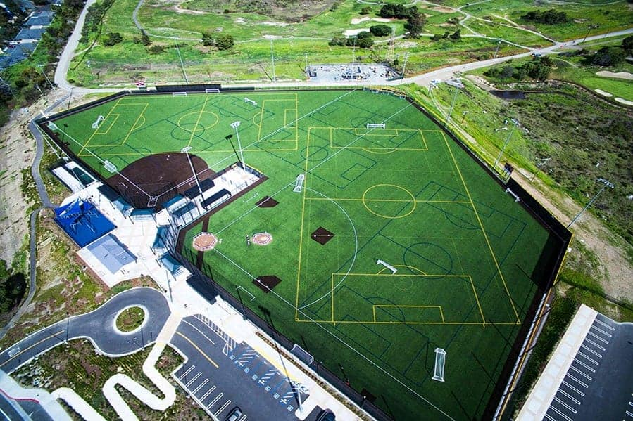 Brock Field Named Outstanding Facility of the Year by the ASBA