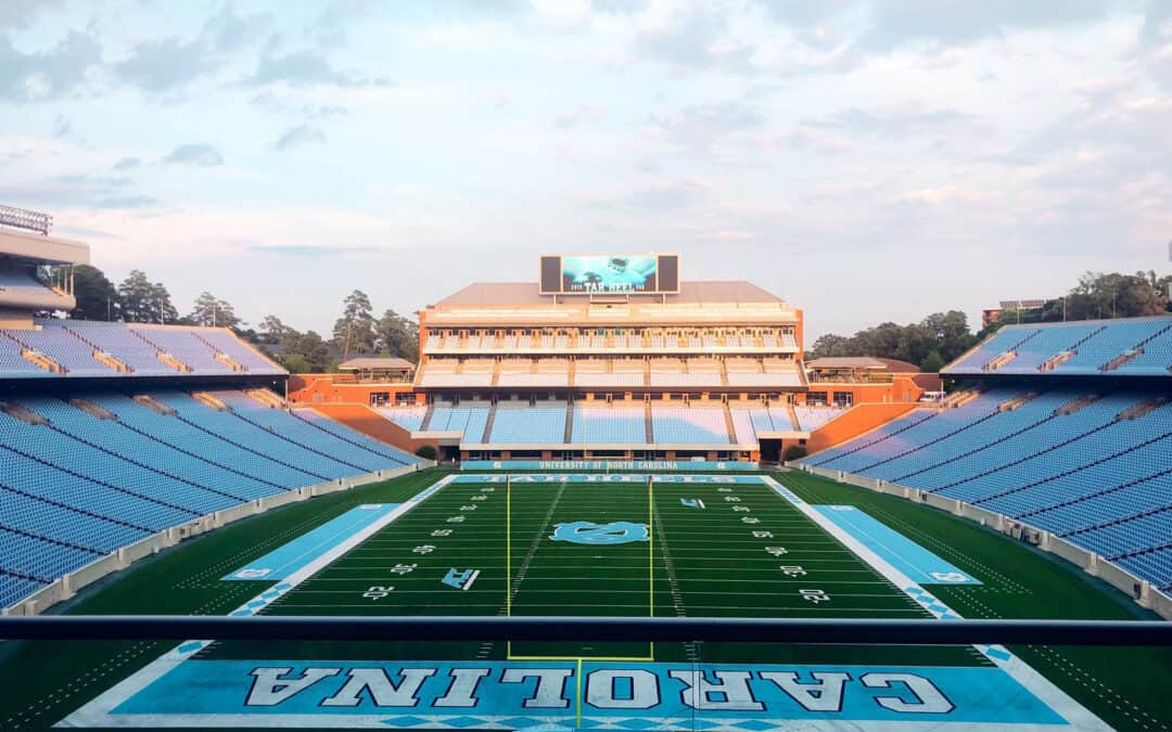 Kenan Stadium Caps off 5-Year Field Safety Initiative at UNC