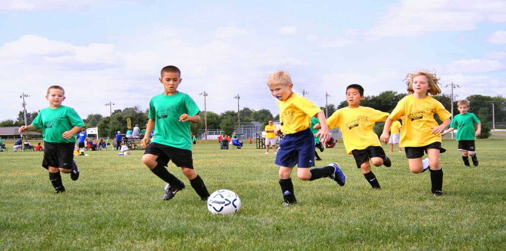 Avoiding Sports Because Of Fear Could Be Worse For America's Youth